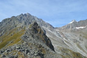 Andolla Pass in der Region Simplon