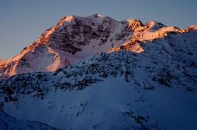 Gefuehrte Schneeschuhtouren Region Simplon