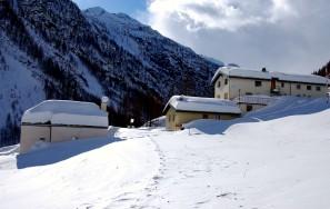 Region Simplon Schneeschuhtouren