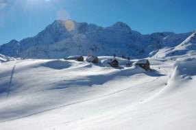 Schneeschuhtouren auf dem Simplon