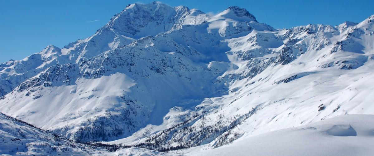 Schneeschuhtouren Region Simplon