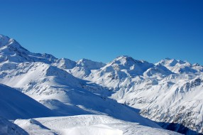 Schneeschuhtrekking auf dem Simplonpass