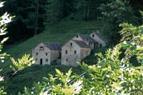 Wandertrekking-Zwischbergen