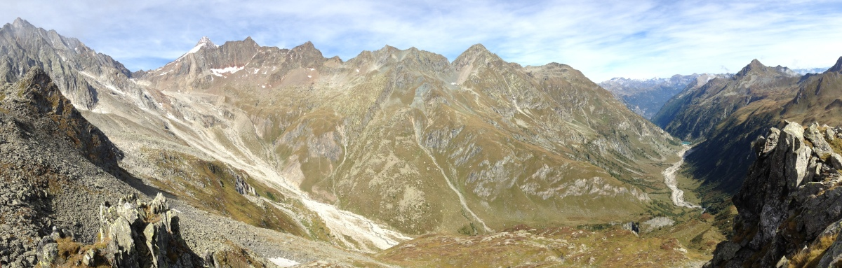 Wander- und Schmugglertour Andolla Pass